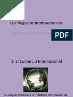 Los Negocios Internacionales