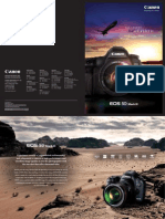 EOS 5D Mark III Brochure