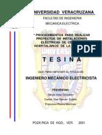 Calculos de Motores e Instalaciones Electricas Generales NOM