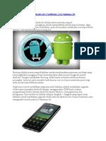 Panduan Upgrade Android 4