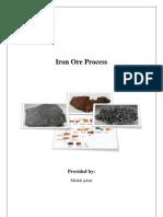 Iron Ore Process