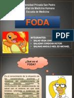 Exposición de Administracion - FODA