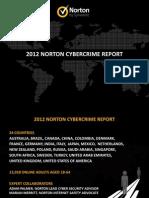 2012 Norton Cybercrime Report