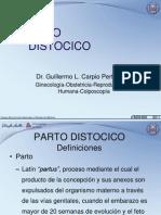 Parto Distocico (LaSalle) 2011 PORTAL