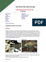 Minerals down the microscope.pdf