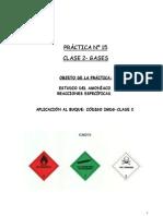 Practica 15 Amoniaco Clase 2