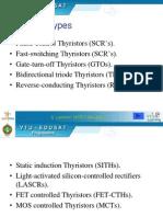 05 Thyristor Types Lakshmi S