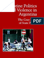 [Javier Auyero] Routine Politics and Violence in Argentine