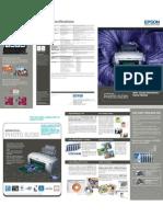 Epson R230 Brochure