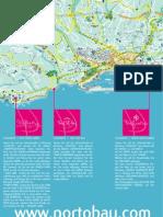 Porto Bay -  Karte von Funchal