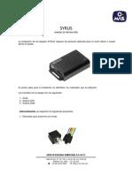 Manual de Instalacion Syrus