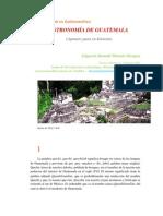 Resumen - Astronomía de Guatemala
