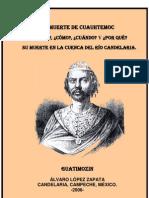 Version Oficial de La Muerte de Cuauhtemoc