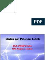 Medan & Potensial Listrik