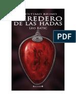 Heredero de Las Hadas. El Ultimo Reino - Leo Batic
