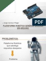 Arduino e Aplicacoes