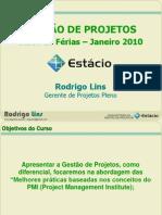 Gestao de Projetos 2010 Apostila Completa