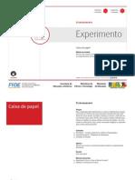 TELA Caixa de Papel o Experimento