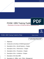 FCOM - QRH Training Toolkit for Pilots