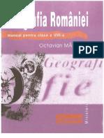 Geografie Clasa 08 - Corint - Octavian Mandrut