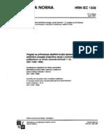HRN IEC 1358