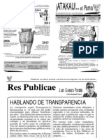 ¡Atakau!... El Puma - Foro Regional Cusco - edición Marzo