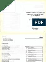 J. M. García Manso - Pruebas para la valoracion motriz