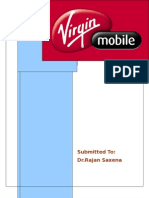 Virgin Mobile-The marketing strategies