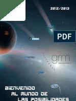 Catalogo 2012 Valvulas