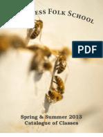 New Spring & Summer Catalog!