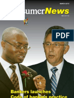 Consumer News Namibia - March 2013 Edition