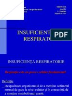 2. Insuficienta respiratorie