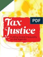 Kohonen Tax Justice