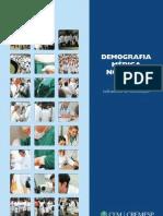 Demografia Médica no Brasil (2013)