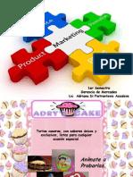 Presentación Marketing Mix. 1