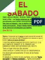 EL SÁBADO.