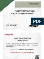 Aula 1 de Jornalismo Impresso 1