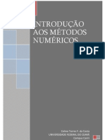 Apostila Metodos NumericosFormatada VF