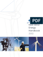 Nsw Wind Energy Handbook