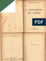 A descoberta do outro  - Gustavo Corção