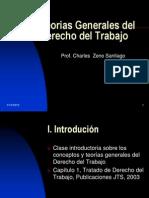 Primera Clase Laboral-2012