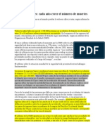 Accidentes Viales, Informe Oms[1]