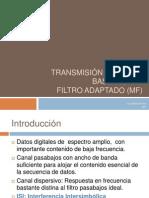 Transmision en BBD - MF