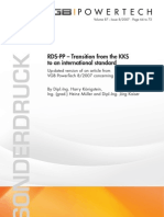 Article Transition KKS to RDS-PP Rev2011-EnG