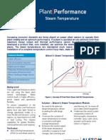 1-4 Steam Temperature Leaflet
