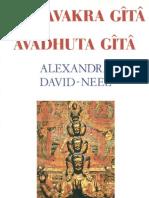 Alexandra David Neel - Astravakra Gita