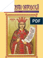 2009revista ortodoxa iulie 2009