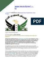 Wer kämpft gegen wen in Syrien.doc