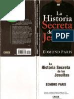 La Historia Secreta De Los JESUITAS by Edmon-Paris.pdf