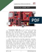 User's Manual Pic32 Start Kit